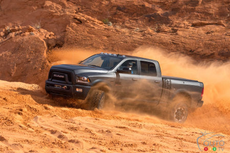 2017 Ram Power Wagon makes strong case as off-road truck leader (video)