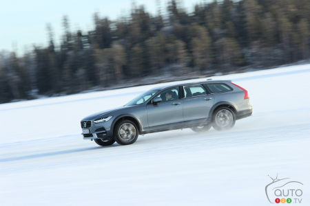 2017 Volvo V90 Cross Country First Drive