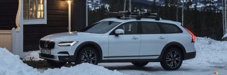 Volvo se joint à Tablet Hotels pour son projet Get Away Lodge