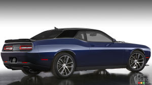 Chicago 2017: Mopar 2017 Dodge Challenger is ready to roar
