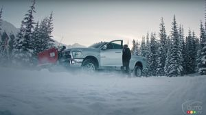 Ram trucks ideal for winter and all kinds of conditions (videos)
