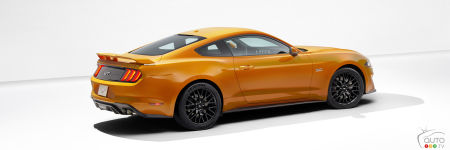 Toronto 2017: 2018 Ford Mustang, F-150 and EcoSport (videos)