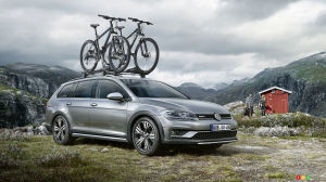 Volkswagen Golf Alltrack is 2017 Canadian Car of the Year