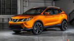 2017 Nissan Qashqai a.k.a. Rogue Sport in the U.S.
