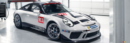 Toronto 2017 : Porsche 911 GT3 Cup et Macan Turbo avec ensemble Performance