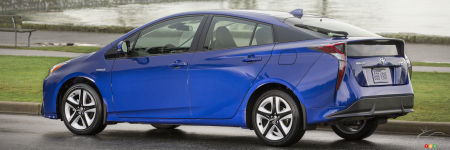 Toyota Sells its 10 Millionth Hybrid Vehicle Globally
