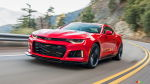 2017 Chevy Camaro ZL1 flirts with 200 mph, sets a date with the Demon
