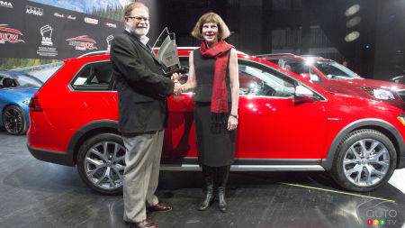 Toronto 2017: Canadian Car and Utility Vehicle of the Year announced (video)