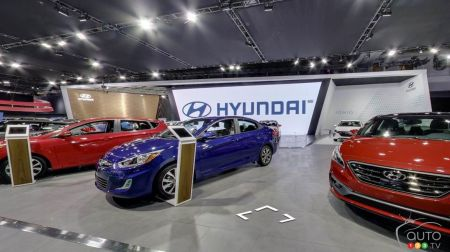 Toronto 2017: Take a virtual tour of the Hyundai stand