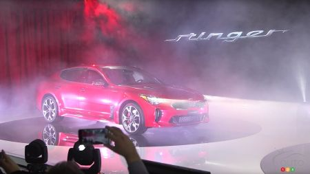 Toronto 2017: Relive Kia's exciting launches (video)
