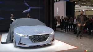 Toronto 2017: Reveal of the Genesis New York Concept(video)