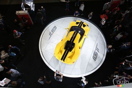 Le Salon de l'auto de Toronto 2017 en photos
