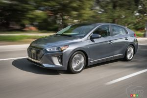 All-new Hyundai Ioniq makes solid case against Prius, Bolt