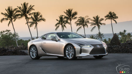 2018 Lexus LC 500: Surrender to all this relentless beauty