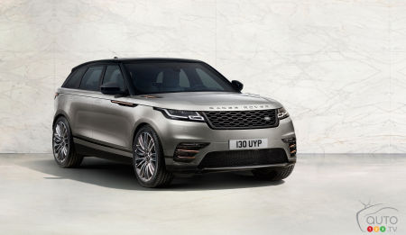 Range Rover Velar An All New Luxury Suv Is Born Car News Auto123