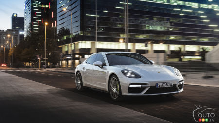 Geneva 2017: Sensational New Porsche Panamera Models Coming Our Way
