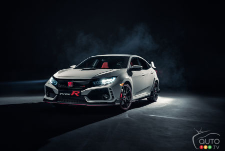 Geneva 2017: Canadian-bound Honda Civic Type R revealed at last!