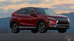 Geneva 2017: Mitsubishi Launches New SUV, Reviving Eclipse Name