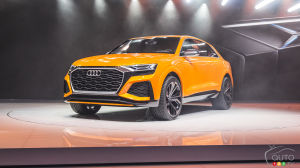 Geneva 2017: Audi Thinking Bigger Than Ever