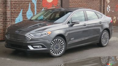 2017 Ford Fusion Energi SE: A Green Car Worth Considering?