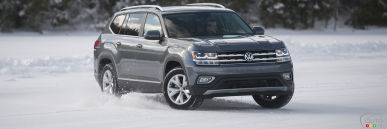 All-New Volkswagen Atlas is Your Winter Survival Kit
