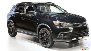 Paint it Black: Mitsubishi's New Lancer & RVR Versions