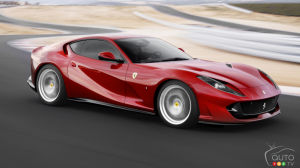 Geneva 2017: See the new Ferrari 812 Superfast and its 800 hp in action