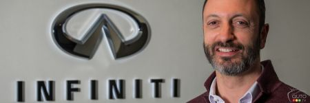 Canadian Karim Habib New Head of Design at Infiniti