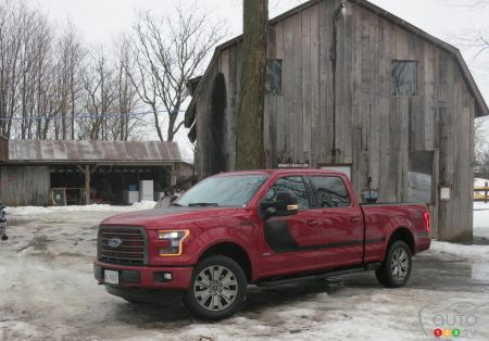 2017 Ford F 150 Lariat Supercrew Innovation Is A Constant