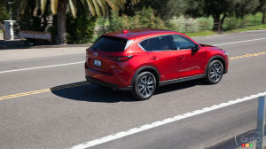 The Mazda CX Lineup: A Model Family