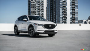 New 2017 Mazda CX-5: Driving Toward a High-End Market