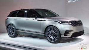 Range Rover Velar: Our Exclusive Access to the World Premiere in London