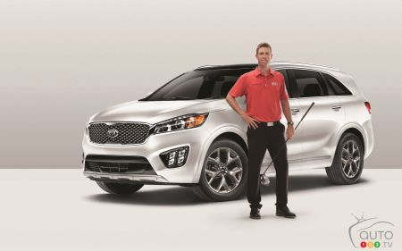 Kia Extends Golf Sponsorships