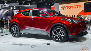 2018 Toyota C-HR: All that style for just $24,690