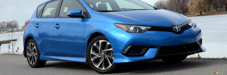 2017 Toyota Corolla iM: Possibly the Best Choice?