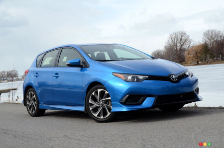 2017 Toyota Corolla Im Possibly The Best Choice