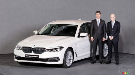 BMW Group Promises 40 New Models by End of 2018