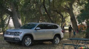 New Volkswagen Atlas Stars in Hilarious Ad