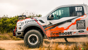 The Ford F-150 Raptor As You've Never Seen It