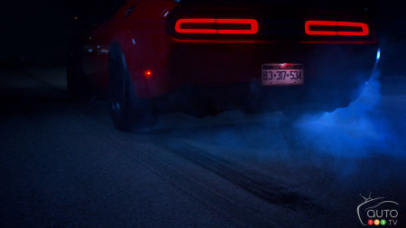 2018 Dodge Challenger SRT Demon introduces another first: TransBrake