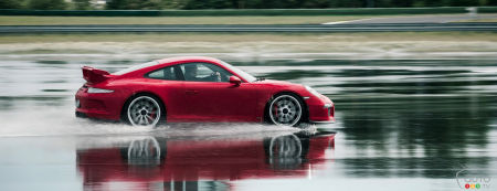 Porsche Sport Driving School Coming to Canada - Ready?