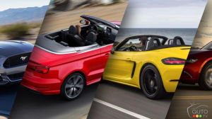 2017 Convertibles: Your Complete Guide