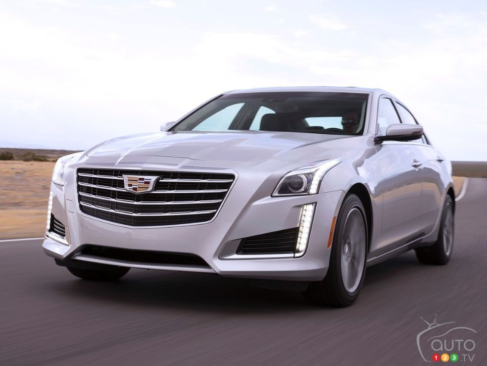The 2017 Cadillac CTS now offers Vehicle-to-Vehicle (V2V) communication technology