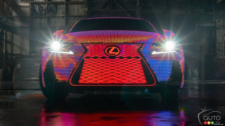 Arguably the brightest and most unique Lexus in the world