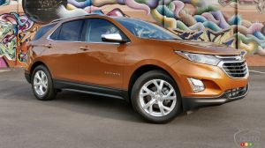 2018 Chevrolet Equinox makes good first impression