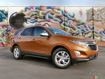 2018 Chevrolet Equinox Makes Good First Impression Car