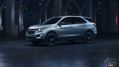 2018 Chevrolet Equinox: More About the New Design