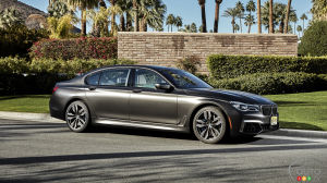 The 2018 BMW M760Li xDrive, Top Dog of German Sedans