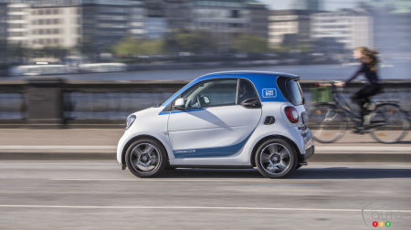 car2go: After Toronto and Vancouver, Montreal Gets its New smarts