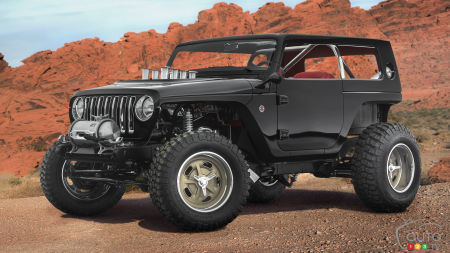 2017 Easter Jeep Safari: Meet the New Jeep Concepts!